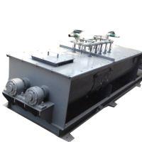 SJ双轴加湿机 粉尘加湿搅拌机 干粉混合设备