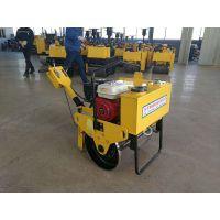 【路安】手扶单轮汽油压路机 小型汽油压路机厂家批发供应