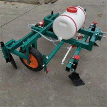 农用扣膜机 小型红薯覆膜机 西安农用喷药覆膜机