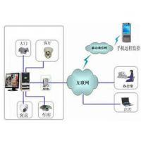 东莞石龙高清网络监控系统