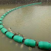 水面拦污球 浮漂桶样式拦污浮筒 柏泰科技制造