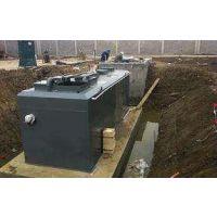 定点养牛场污水处理地埋设备安装调试--美亚