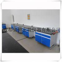重庆钢木实验台_成都全钢边台供应商