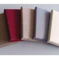 幼儿园布艺软包吸音板 防撞软包吸音板规格