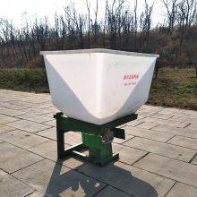 志成生产多功能混合撒肥机新款上市电动施肥器水旱两用抛撒机