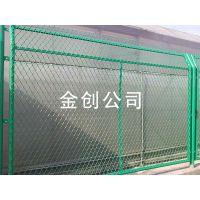 现货供应钢板网护栏网 菱形网护栏网