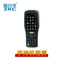智谷联手持机PDA设备租赁,适用于仓库盘点,展览会议/运动比赛门票检验
