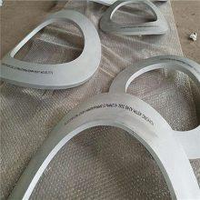 生产304不锈钢D型补强圈DN500*6