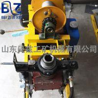 贝兹机械 生产直销50米 回转式钻机 室外勘探取样钻探机