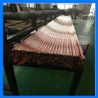 现货供应国标T1紫铜棒 T2铜棒 c10200 导电导热耐腐蚀紫铜排 铜板 规格齐全