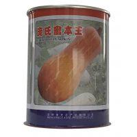 供应南瓜种子罐 庞氏蜜本王铁罐专业定制