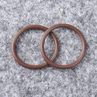 进口德国拜耳原料氟胶o型圈 FKM FPM耐高温耐腐蚀氟橡胶密封圈