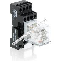 正品现货经济型ABB继电器CR-MX048DC4L CR-MX024DC4L