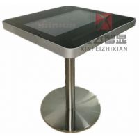 鑫飞智能餐桌加盟招商智能触摸液晶屏时尚游戏餐桌