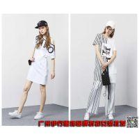 迪笛欧2018年夏韩版女装品牌折扣尾货走份