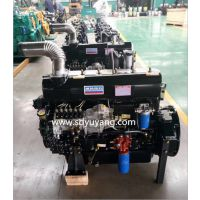 济宁ZH4100P柴油机带皮带轮 出口品质固定动力低油耗发动机