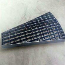 散水沟盖板 排水沟盖板 对插钢格板规格
