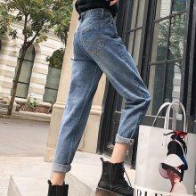 广西南宁便宜牛仔裤便宜弹力小脚裤夏季热卖地摊牛仔裤厂家一手货源批发