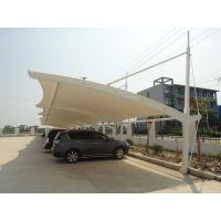 上海东巴建筑 停车场膜结构车棚、雨棚、景观膜棚