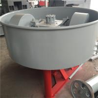 都江500型电动化学品平口轮碾机 立式强力加厚膏体混料机