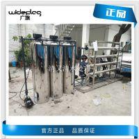 爆款推荐江西山泉水地下井水过滤器不锈钢仿玻璃钢桶活性炭过滤器清又清制造
