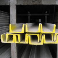 S355JR进口英标槽钢上海优质经销商