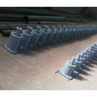 211垂直管道支架翼板,齐鑫现货供应