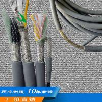 机械耐油高弹 TPE多芯动力 2.5mm2,4.0mm2,6.0mm2电缆