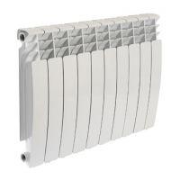 河北散热器十大知名品牌厂家生产供应压铸铝散热器80*96-800