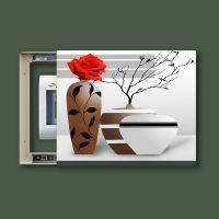 浮雕打印机 厂家直供 电表箱装饰画打印机