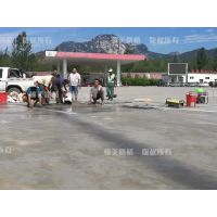 白山水泥路面露石子翘皮有什么修补价格低且实用的处理方法?