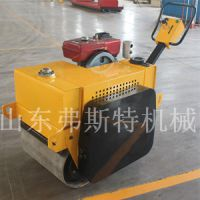 弗斯特手扶双钢轮压路机,小型压路机品质从优