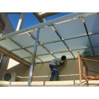中山钢结构雨棚设计制作安装公司