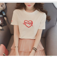 服装批发市场在哪 广州十三行便宜T恤女装上衣纯棉t恤批发清货处理