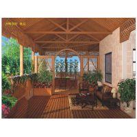 专业做阳台装修、整体庭院园林工程的,打造你的私人花园