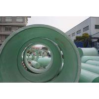 林森玻璃钢管道 玻璃钢排水管 夹砂管 缠绕管