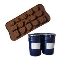 易佳三YJS8615食品级FDA认证烘焙模具专用液体模具硅胶