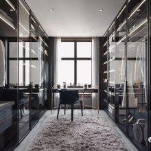 佛山创万嘉整体铝家具橱柜衣柜优质6063T5铝合金型材批发