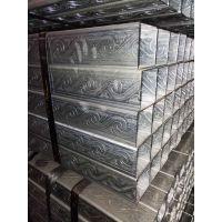 Q235镀锌方管天津镀锌带方管家具方管