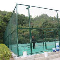 标准组装式篮球场围网施工 勾花护栏篮球场围网规格