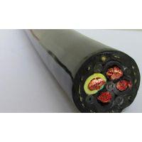 上海格采垃圾吊电缆GCKM/UHFD-P抗拉卷筒电缆行车抓斗电缆