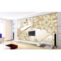 3D壁画 钻石壁画 电视背景墙