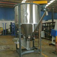 深圳ABS混料机 大型立式拌料桶 鑫宝不锈钢搅拌机生产厂家