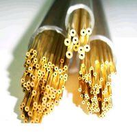 H65黄铜管H65毛细管 精密薄壁管 厚壁黄铜管