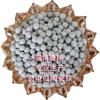 A富氢水陶瓷球使水的负电位下降400左右