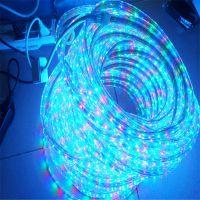 厂家直销高亮2835LED灯带高压220V 120灯贴片天花专用暗槽户外防水IP67