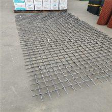 河南锰钢矿筛网 白钢轧花网规格 安庆矿筛轧花网厂家