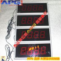 ADG档案室温湿度大屏控制仪