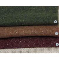 撒粉面料涤棉混纺45%棉50%涤纶5%氨纶广德隆纺织服装面料幅宽155cm