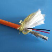 防海水电缆2*0.5/0.75/1.0+SYV75-5 电源视频防水线